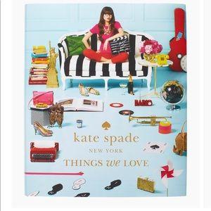 Kate Spade Coffee Table Book